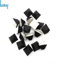 Pés de borracha de silicone personalizados / pára-choque adesivo de silicone