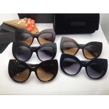 Oval gafas de sol de protección UV para mujer