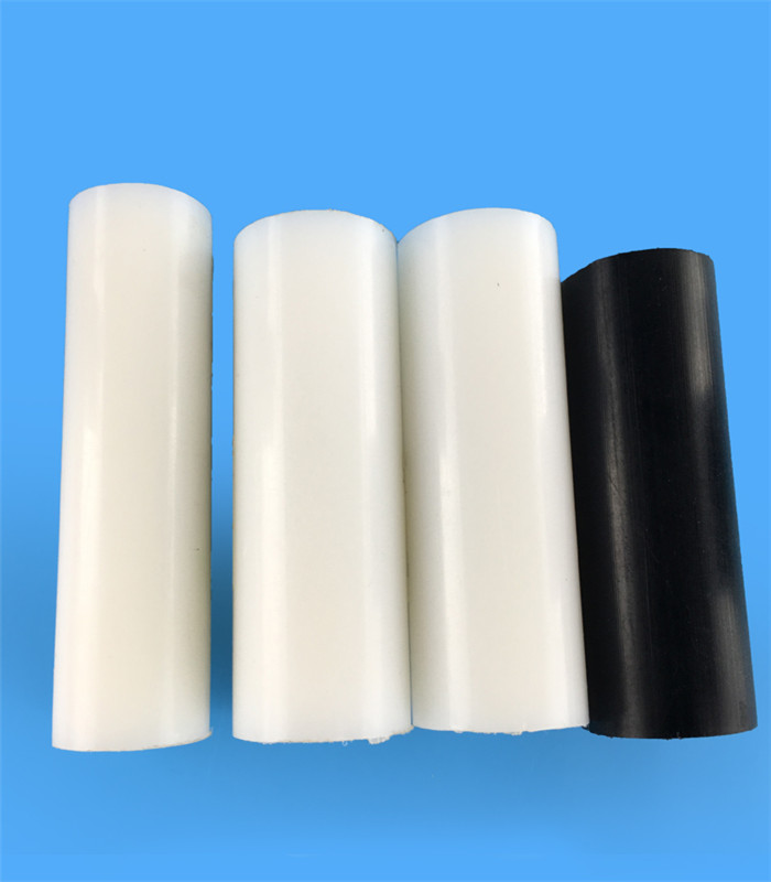 White Colour Nylon Hard Bar