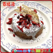 El goji de alta calidad de la fruta del goji de la fruta secó el goji con bajo pasiticida