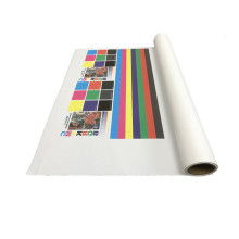 light box canvas 100 % polyester canvas roll