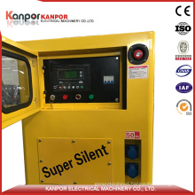 10kVA Small Water Cooled Silent Type Diesel Generator for Australia