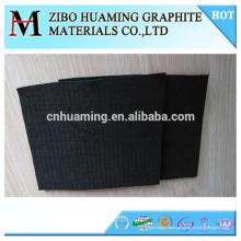 tapete de feltro de grafite de carbono rígida e flexível feltro