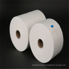Tecidos colados com pontos de poliéster personalizados