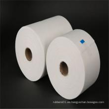 Construcción de materiales impermeables cosidos tejidos adheridos
