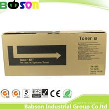 Kit de tóner en polvo de Japón para Tk435 Tk437 Copiadora de Tk439 compatible con Kyocera Mita Taskalfa-180/181/220/221