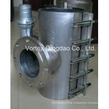 Qingdao Vortex Pipe Tapping Saddle