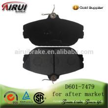 D601-7479 High quality auto brake pad (OE No.: 3018001)