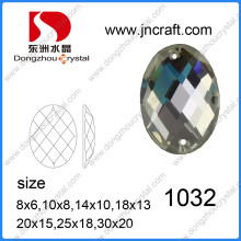 Flat Back cristal Strass pour la décoration de chaussures