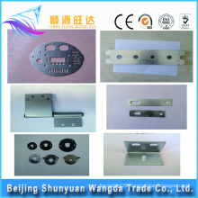 Industrial aluminum stamping blanks