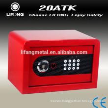 Cheap metal electronic mini safe box locker