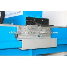 Schutzart Plattenschieber der Filterpresse