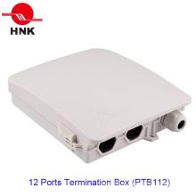 Caixa de terminação de cabo de fibra óptica de 12 portas (PTB112)