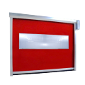 Industrial Automatic PVC Freezer Zipper Shutter Door
