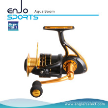 Angler Select Aqua Boom All Water (Frisch & Salz) Leichte Spinnrolle Big Game Angelrolle (Aqua Boom 600)