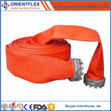 Collapsible TPU Water Discharge Hose