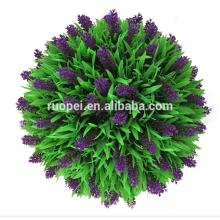 Декоративные Фиолетовый Лаванды Искусственные Вручая Шарик Травы