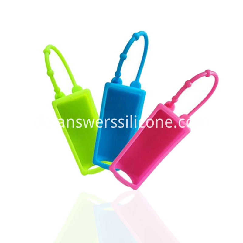 Portable Silicone Travel Bottles Holder