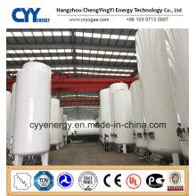 Flüssiger Sauerstoff-Stickstoff-Kohlendioxid-Argon-Lagertank mit Perlit-Isolierung