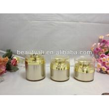 2012 good selling plastic airless cosmetic jars