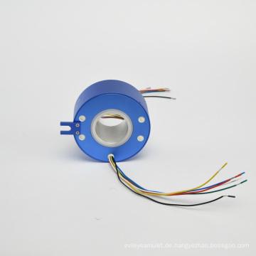 Kapselleitender elektrischer drehbarer Schleifring