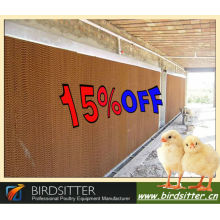 Good quality for poultry farm equipment poultry cooling cell pad