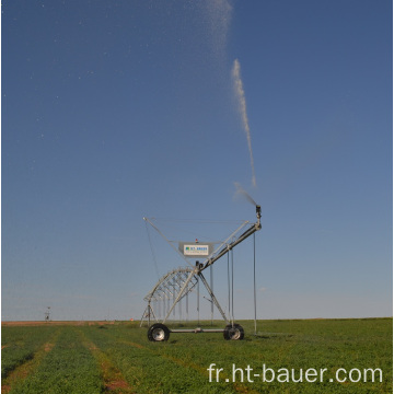 Machine d'irrigation à pivot central nouvellement mobile DYP-217