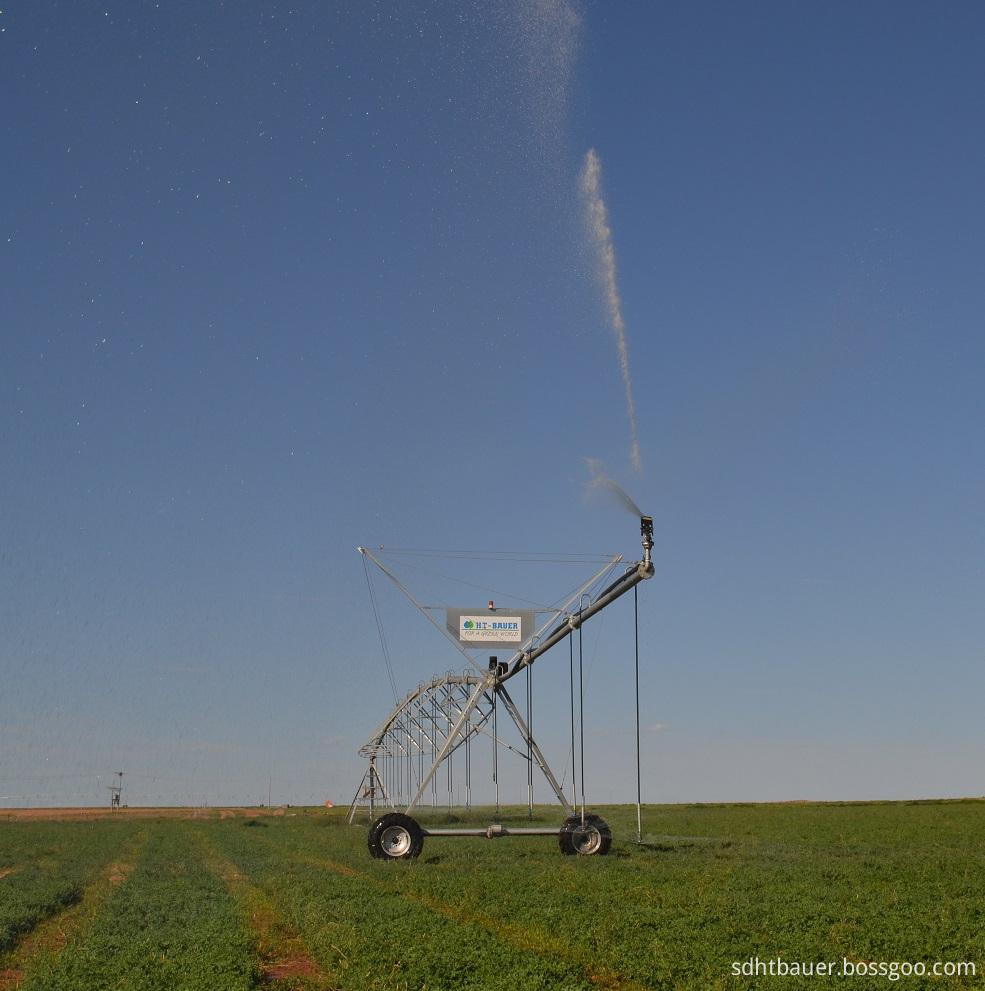 Center Pivot Irrigation End Gun