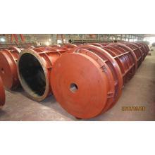 D800 Большой диаметр свайная свайная свая