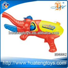 Fashion toys black plastic water gun for kids H98882