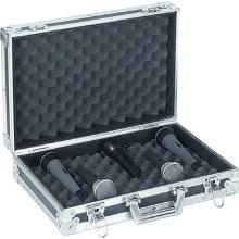 Funda de aluminio para micrófono
