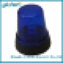 Blue Blinking Beacon Light in Clam-Shell