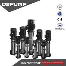 Vertikale mehrstufige Zentrifugalpumpe der vertikalen vertikalen mehrstufigen Rohrleitungs- Zentrifugalwasserpumpenpreises