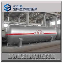 Mini 10m3 4.2t LPG Tank Gas Storage Tank