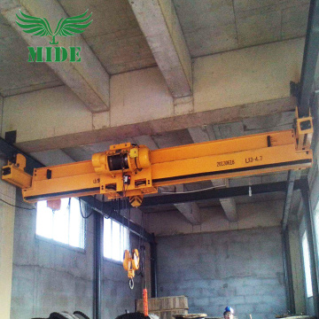 10 tons solong beam electric bridge crane