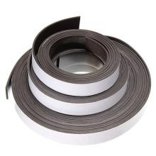 Rollo de cinta magnética autoadhesiva flexible