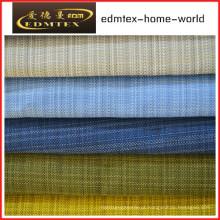 Poliéster tecido sofá jacquard EDM1026