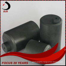 Oxidation Resistance Graphite Crucible with High Purity
