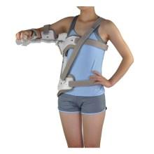 suporte de abdução de ombro adulto ajustável