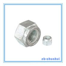 Hex Nut Nylon Lock Nut DIN 985