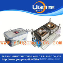 plastic fruit basket injection moulds plastic container injection mould