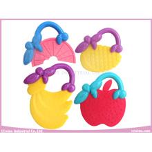 Juguetes de bebé Fruit Teether para bebés