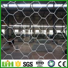 Prix d'usine en acier inoxydable gabion panier / boîte à gabion en maille hexagonale
