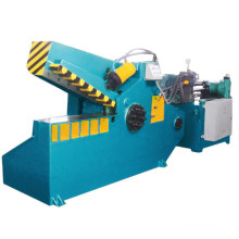 Metal Scrap Angle Iron Alligator Cutting Equipment