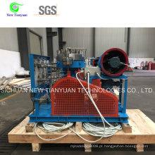 Compressor de diafragma de gás Xenon para indústria eletrônica