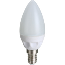 LED Ceramic Candle Lamps C30 2835SMD 5W 470lm AC100~265V