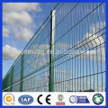 professional PVC coated 3D metal fence