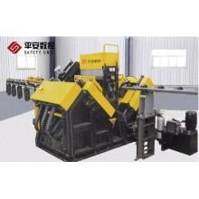 Máquina de perfuração de alta velocidade para ângulos de aço