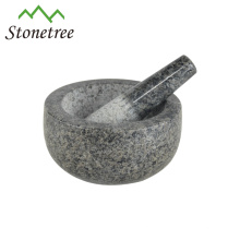 Wholesale Granite Mortar and Pestle Herb Mill Mincers