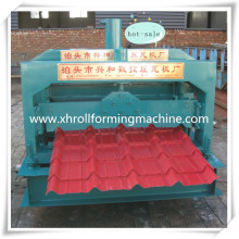 XH820 Type Colored Steel Glazed Tile Sheet Metal Forming Machine